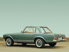 The Car (Mercedes-Benz 230SL)