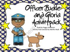 """Officer Buckle and Gloria Activity Pack from The Owl Spot on TeachersNotebook.com -  (40 pages)  - Are you reading """"Officer Buckle and Gloria?"""" Here's a great resource pack to enhance student learning while having fun with this amazing book!"""