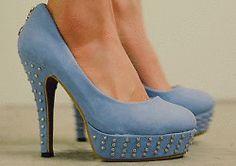 In shoes by mistymorrning : :) :)