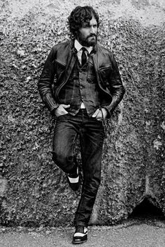 8b7cc6158b1 for G-Star Raw with Photographer Anton Corbijn   Actor Director Vincent  Gallo