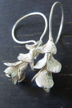 *swoon* Clementine Succulent Drop earrings