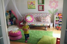 My Room: Tutu's Playroom