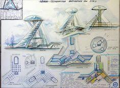 Олимпиада инженерно-архитектурных школ 2008 — клаузуры - Форум — arch-grafika.ru