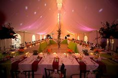 Amazing Lighting and Design - Exclusive Events Inc. + Burns Photography