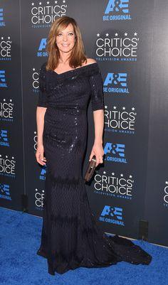 5th Annual Critics' Choice Television Awards - Arrivals