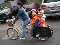 Vídeň dá svým občanům až 800 € na nákup nákladních kol - Prahou na kole