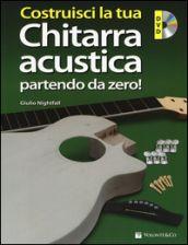 Prezzi e Sconti: #Costruisci la tua chitarra acustica partendo  ad Euro 19.46 in #Volonteco #Libreria dei ragazzi