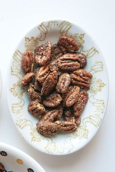 Bite-size and buttery, pecans are the perfect foundation for a smoky, spicy-sweet seasoning mix.