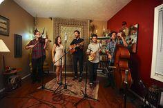 Humming House Live Video Shoot // Sputnik Sound