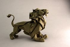 Lion by PassionOrigami