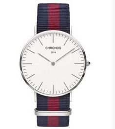 Nylon Wristwatch