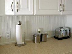 wainscoting backsplash kitchen images | Wainscoting Backsplash Ideas | Feel The Home