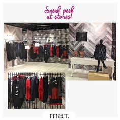 Ο υπέροχος καιρός σήμερα μας οδηγεί για Saturday shopping στο κατάστημα μας στο SmartPark! #matfashion #saturdayshopping