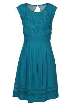 Katherine Damson Dress - Womens Knee Length Dresses - Birdsnest Clothing Online