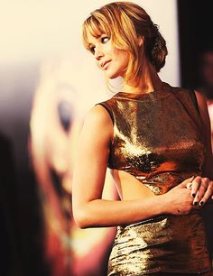Jennifer Lawrence..