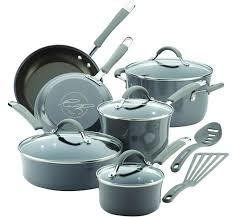 Win a $100+ Rachael Ray 12-Piece Cookware Set is the perfect set to get you cooking up a storm. The 12-piece set includes two saucepans with lids, a sautepan with lid, a stockpot with lid, two skillets, and two essential kitchen tools.