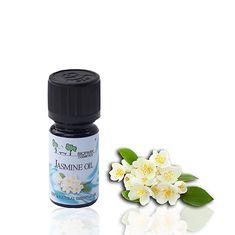 Biopark Cosmetics Jasmiini eteerinen öljy (Jasmine) 5ml, vegaaninen tuote Jasmine Oil, Cosmetics