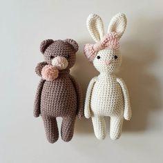 Easy Crochet Patterns, Crochet Patterns Amigurumi, Amigurumi Doll, Crochet Dolls, Knit Crochet, Diy Doll, Crochet Animals, Baby Knitting, Crochet Projects