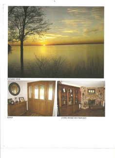 170 FT FRONTAGE  ON THIS WATER FRONT HOME ON CHESAPEAKE ISLE.....5043 TURKEY POINT RD NORTH EAST, MARYLAND 21901... GORGEOUS SUNSETS.....$699,000
