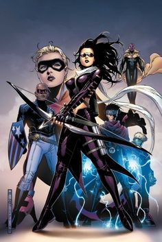young avengers - Pesquisa Google