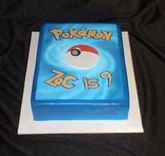 Riley would love this Pokemon Cupcakes, Pokemon Birthday Cake, Pikachu Cake, Pokemon Party, Birthday Cakes, Pokemon Pokemon, Birthday Gag Gifts, Birthday Party Games, 11th Birthday