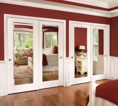 These are the closet doors I want in my master....