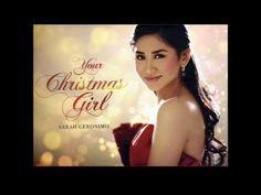 Sarah Geronimo - Your Christmas Girl [Full Album] Filipino Food, Filipino Recipes, Geronimo, Album, Songs, Music, Christmas, Musica, Xmas