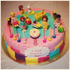 LEGO Friends Inspire Girls Globally: LEGO Friends Birthday Party ideas
