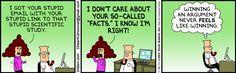 The Dilbert Strip for September 26, 2013