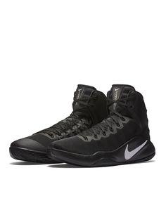 new product fece4 0dec6 Nike Hyperdunk 2016 High Top Sneakers, Sneakers Nike, All Black Sneakers,  Nike Shoes