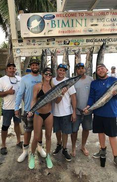 Bimini Wahoo Smackdown X 2018 - Team Bad Habits Bahamas Resorts, Bad Habits, Big Game, Boating, Fishing, Punk, Travel, Viajes, Boats