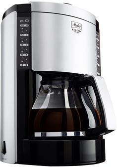Melitta Filter Coffee Machines - Local launches on the Dutch market. Doubling sales in 3 years Coffee Type, Coffee Pods, Best Coffee, Coffee Shop, Filter Coffee Machine, Drip Coffee Maker, Cheap Coffee Machines, Melitta Coffee Maker, Chocolate Covered Coffee Beans