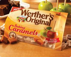 Would love to use these in my baking!  #Caramel #WerthersCaramel