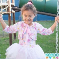 Keedo, a trusted and proudly South African brand, blends imagination, comfort and style to create functional and fashionable designer clothes for kids worldwide.