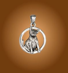 Sterling Silver Siamese Kitty Pendant. https://www.wekittycats.com/collections/jewelry/products/sterling-silver-siamese-kitty-pendant