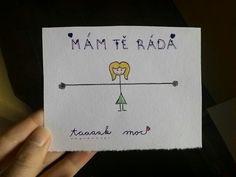 Dárek na den matek #mothersday #card #giftformum #prani #denmatek #promaminku