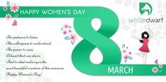 Happy Women's Day! #Womensday #We_whitedwarf #WhiteDwarf #8march #InternationalWomensDay #Womensday2018
