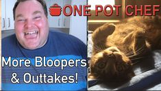 NEW VIDEO: One Pot Chef Bloopers #10! Watch the video here: https://youtu.be/XA6DMPbyXII