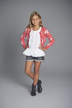 Look Infantil Feminino