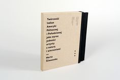 Book design as the theoretical master thesis part at the Academy of Art and Design in Wrocław, Poland.