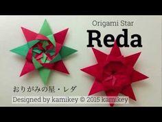 折り紙の立体的な星の作り方紹介。可愛くてインテリアにもおすすめ。   iemo[イエモ]