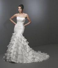 Kenneth Winston Wedding Dresses  - Style 1432