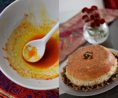 Tahchin: Persian Rice Timbale with Savoury Saffron Chicken — Silk Route food memoir by Shayma Saadat – The Spice Spoon