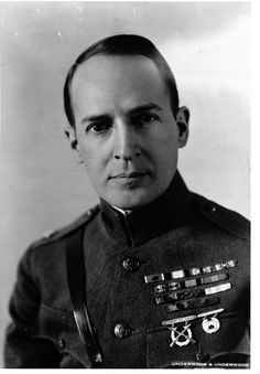 Douglas Macarthur As Cadet In West Point Military Academy In New