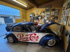 Pepsi Cola, Vw, Vehicles, Car, Vehicle, Tools