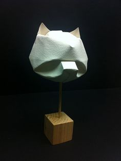 Raccoon Mask by Beth's Origami