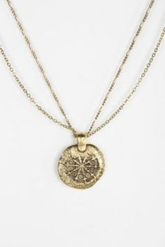 Ancient Coins Necklace