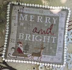 Country Stitches via The Stitch and Frame Shop