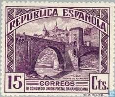 Spain [ESP] - Pan American Postal Union Congress 1931
