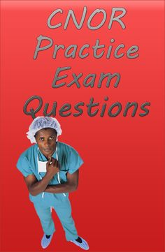The CNOR certification program is for perioperative nurses interested in improving and validating their knowledge and skills and providing the highest quality care to their patients. Become prepared for the CNOR exam by taking advantage of these FREE CNOR practice exam questions! #cnor #nurse